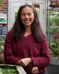 Photo of Dartmouth Professor Celia Y. Chen